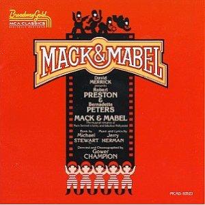 Mack and Mabel Original Broadway Album