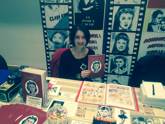 Jessica at Thought Bubble 2014